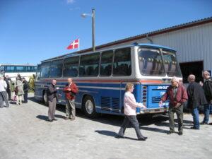Fra vor medlemsudflugt til Granly Bussamling i april 2007.